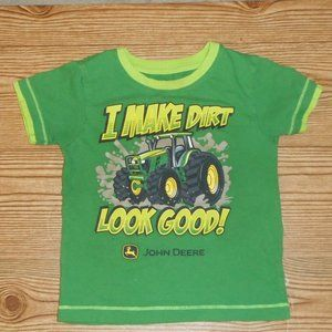John Deere Shirts & Tops - John Deere I Make Dirt Look Good toddler t-shirt